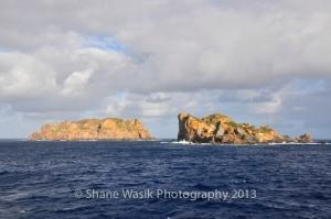 Curtis & Cheeseman Islands